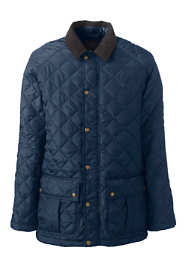 Men's Primaloft Quilted Car Coat