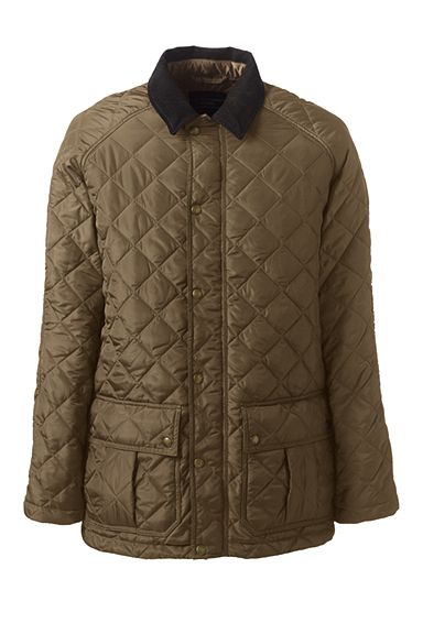 Primaloft Quilted Car Coat 489376