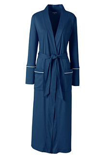 Women's Bracelet Sleeve Supima Dressing Gown