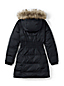 Le Manteau en Duvet Doublé à Capuche et Manches Longues, Petite Fille