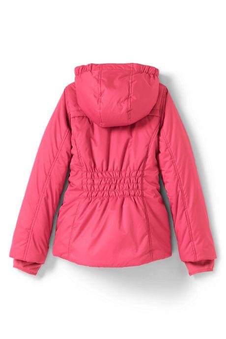 Girls Fleece Lined Jacket