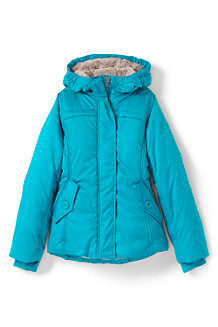 Girls' Fleece Lined Jacket
