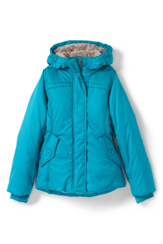 Little Girls' Fleece Lined Jacket