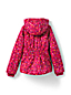 Little Girls' Fleece Lined Patterned Jacket
