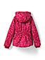 Little Girls' Fleece Lined Patterned Down Jacket