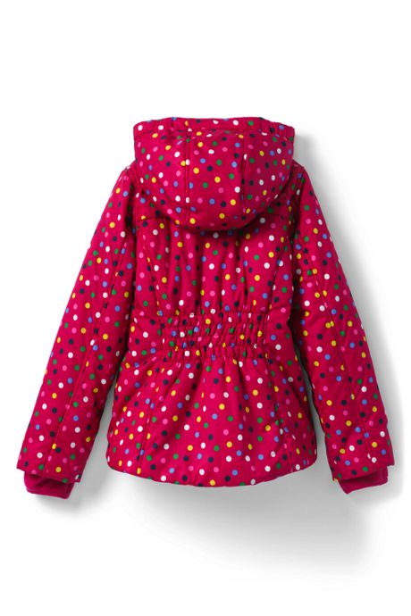 Girls Fleece Lined Jacket