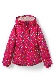 School Uniform Girls Fleece Lined Jacket