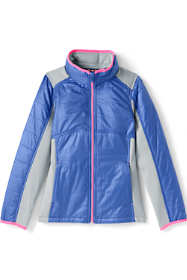 Girls Primaloft Hybrid Jacket