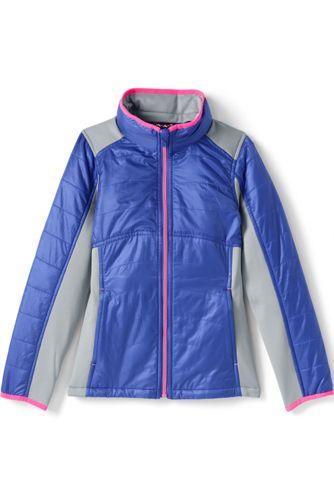 Little Girls' PrimaLoft Hybrid Jacket