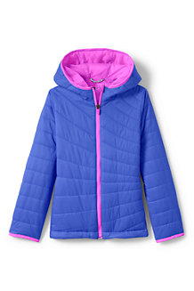 Girls' PrimaLoft Packable Jacket