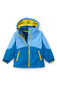 School Uniform Toddler Girls Stormer 3 in 1 Winter Parka