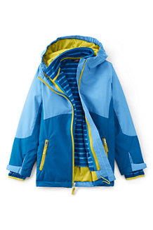 Girls' 3-in-1 Stormer Coat