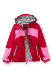 00a380245 Girls' Squall Jacket | Lands' End