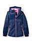 Little Girls' Patterned Stormer Jacket