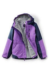 f1a980710 Girls' 3-in-1 Stormer Coat   Lands' End