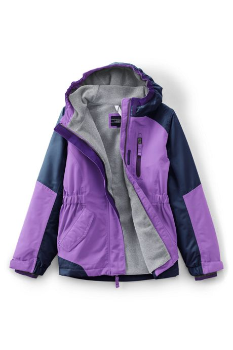 Little Girls Squall Waterproof Winter Jacket