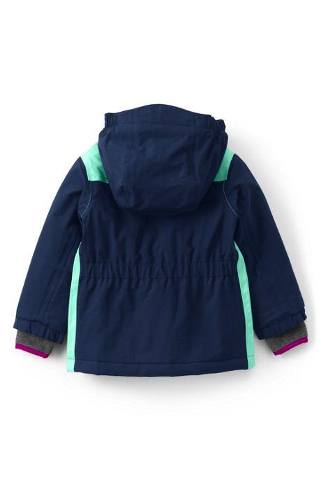 School Uniform Toddler Girls Squall Waterproof Winter Parka