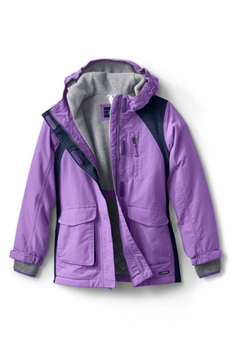Little Girls' Squall Coat