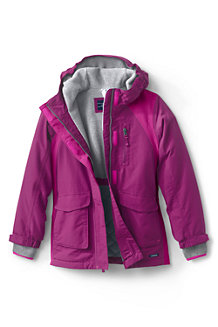 Girls' Squall Coat