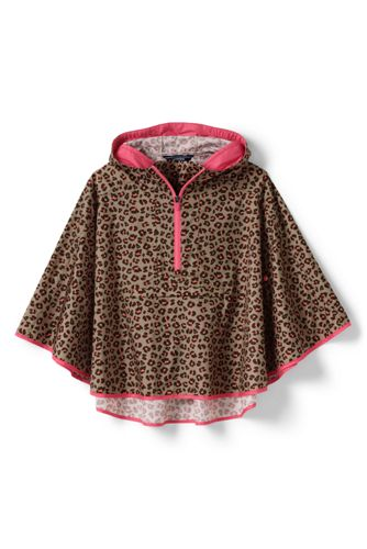 Le Poncho Imperméable Animal, Fille