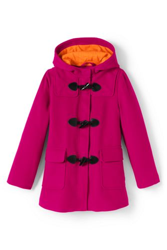 fa4716f294a3 Girls  Duffle Coat