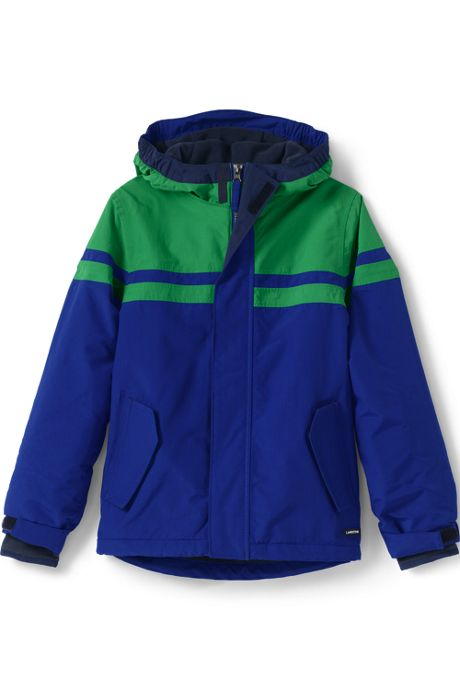 School Uniform Little Boys Squall Jacket
