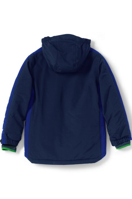 School Uniform Boys Husky Squall Waterproof Winter Parka