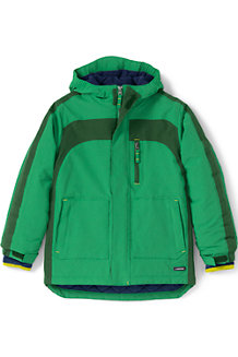 Boys' Waterproof Squall Coat