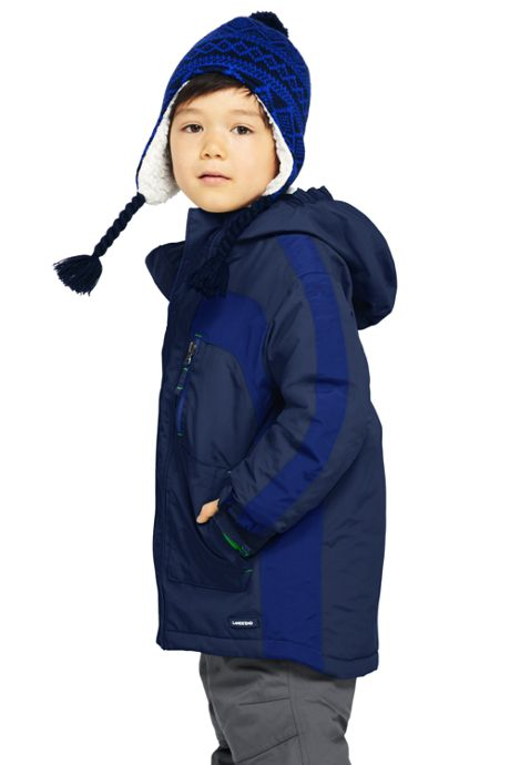 Boys Husky Squall Waterproof Winter Parka