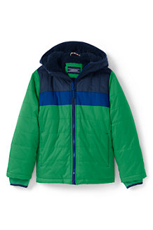 Boys' Fleece-lined Jacket