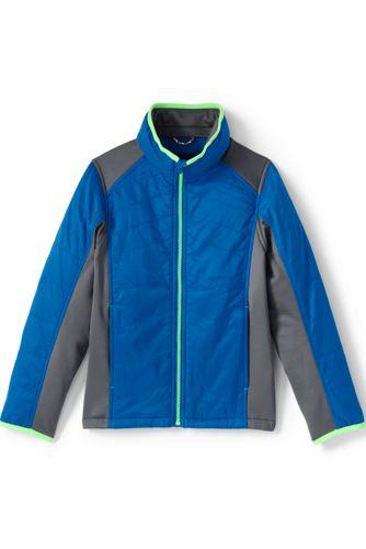 Little Boys' PrimaLoft Hybrid Jacket