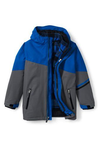 Little Boys' Stormer 3-in-1 Coat