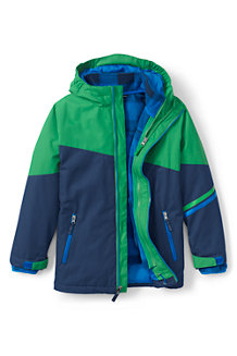Boys' Stormer 3-in-1 Coat