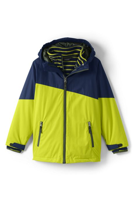 Boys Stormer 3 in 1 Winter Parka