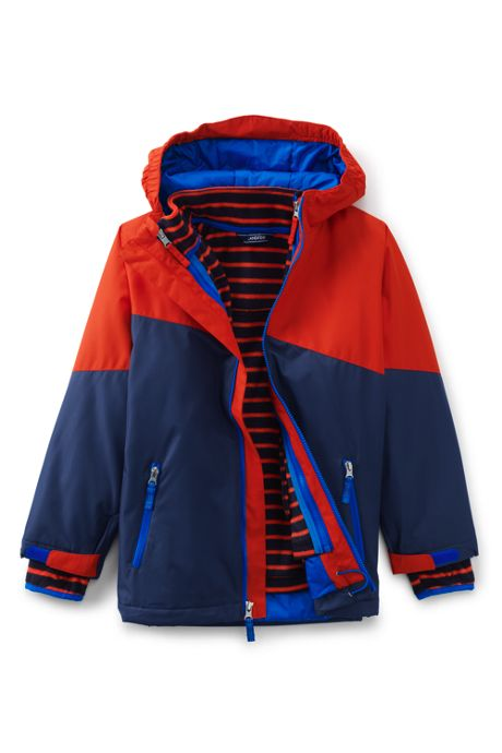 Little Boys Stormer 3 in 1 Winter Parka