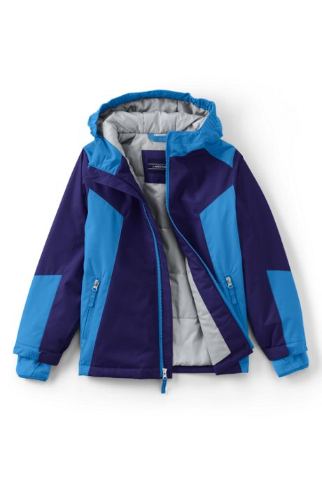 Boys Husky Stormer Winter Jacket