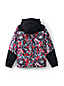 Boys' Patterned Stormer Jacket