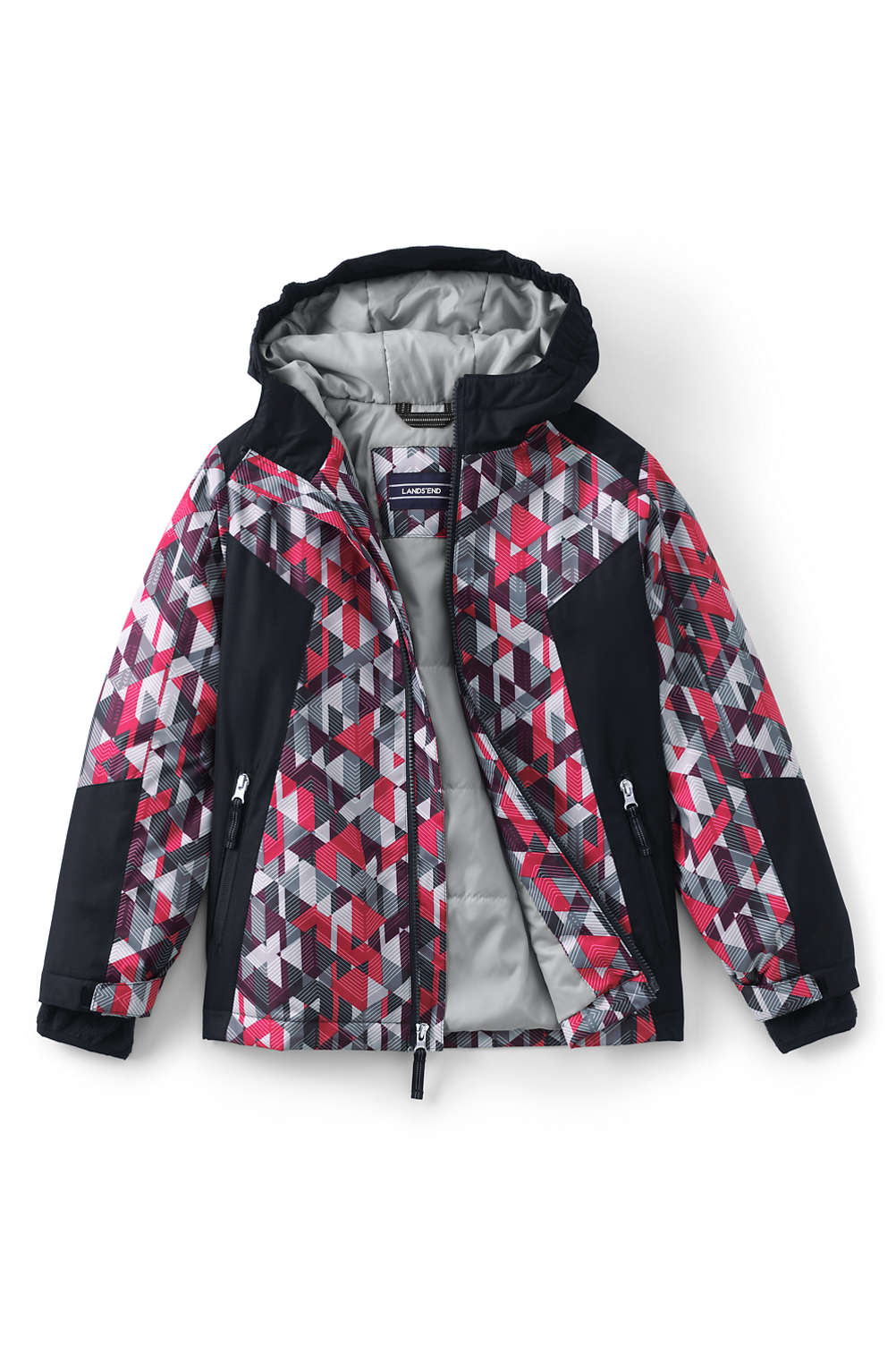 01e5909e78a4 Boys Stormer Winter Jacket from Lands  End