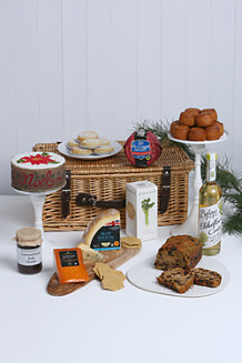 Lands' End Luxury Hamper - Medium