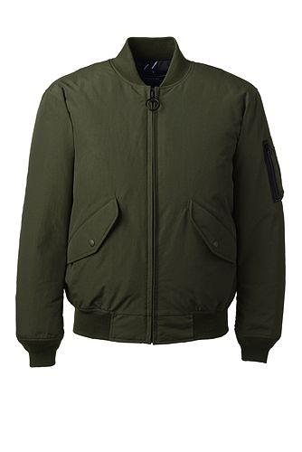 Squall Bomber Jacket 489387: Mossy Bark