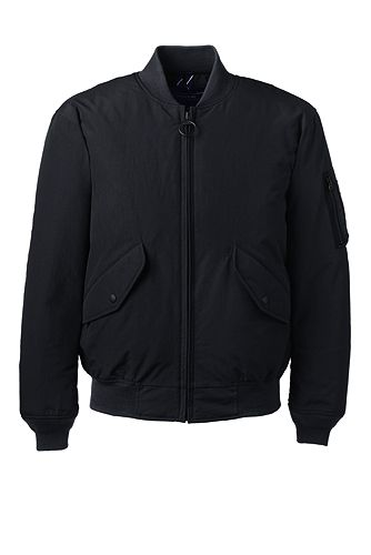 Squall Bomber Jacket 489387: Black