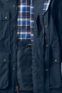 Men's Tall Bayfield Cotton Parka, Unknown