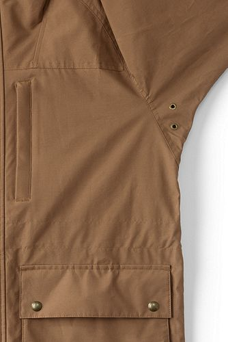Bayfield Parka 501843: Dark Chestnut