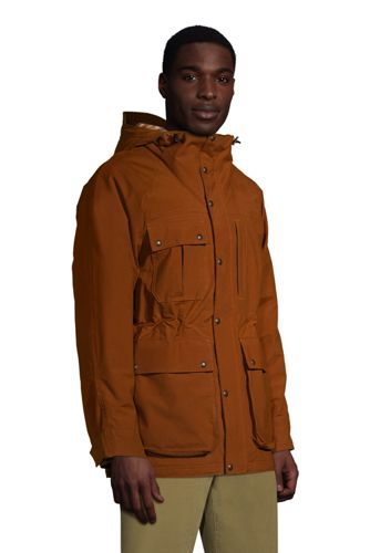 Men's Tall Bayfield Cotton Parka