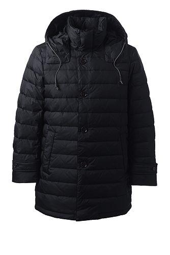 Business Down Coat 486041: Black
