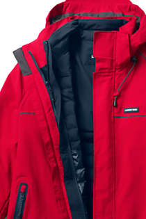 Men's Waterproof Squall System Shell Jacket, Unknown