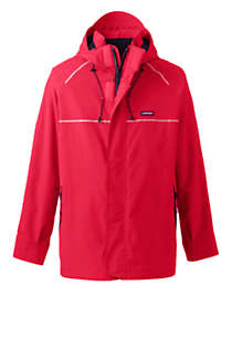 Men's Waterproof Squall System Shell Jacket, Front