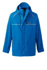 Men's Waterproof Squall System Shell Jacket