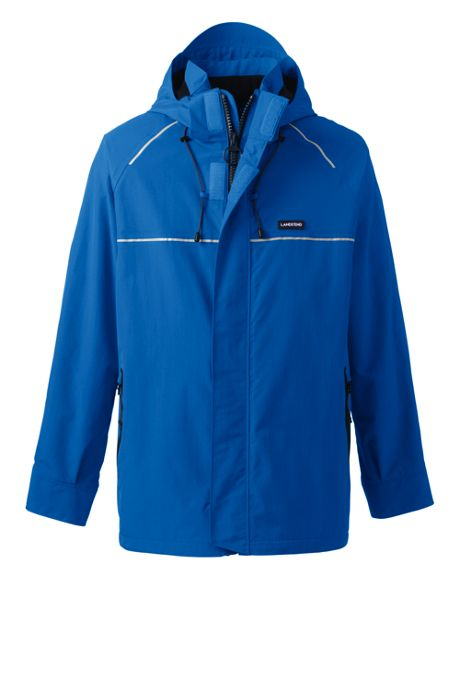 Men's Tall Squall System Shell