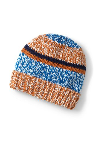 Boys Chunky Rib Beanie Hat